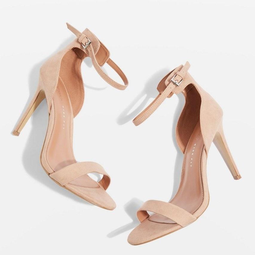 ce00a16365ae Ουδέτερα παπούτσια για την κουμπάρα που ταιριάζουν με κάθε φόρεμα ...