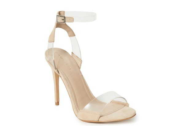 nude παπούτσι