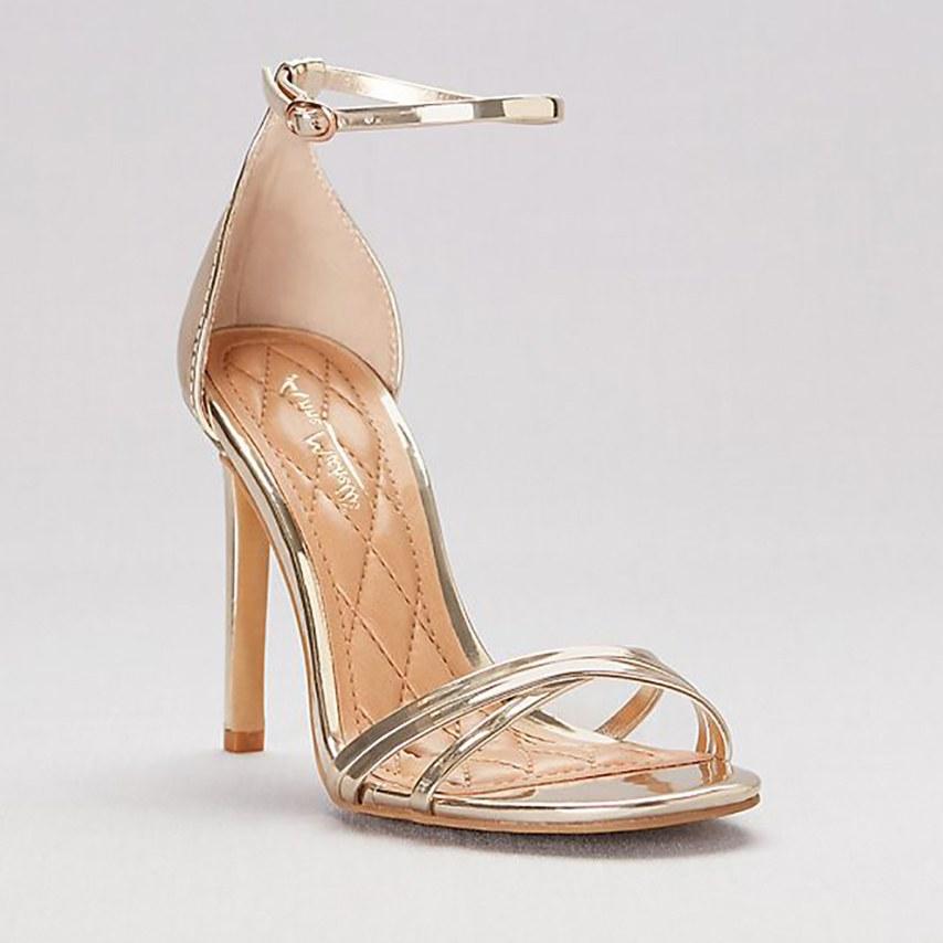 21d565ddeca Ουδέτερα παπούτσια για την κουμπάρα που ταιριάζουν με κάθε φόρεμα. παπούτσια  κουμπάρας