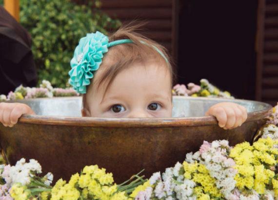 οργανώστε την βάπτιση