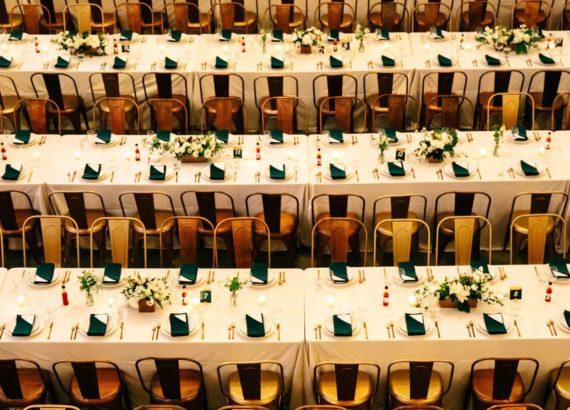 Χάλκινο decor του γάμου