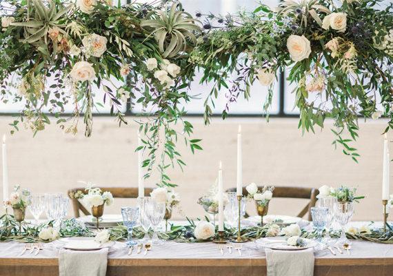 τάσεις για διακόσμηση γάμου το 2019