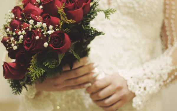 γάμος με θέμα την ημέρα του Αγίου Βαλεντίνου