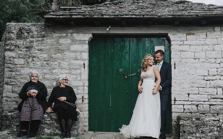 γάμος στην ήπειρο