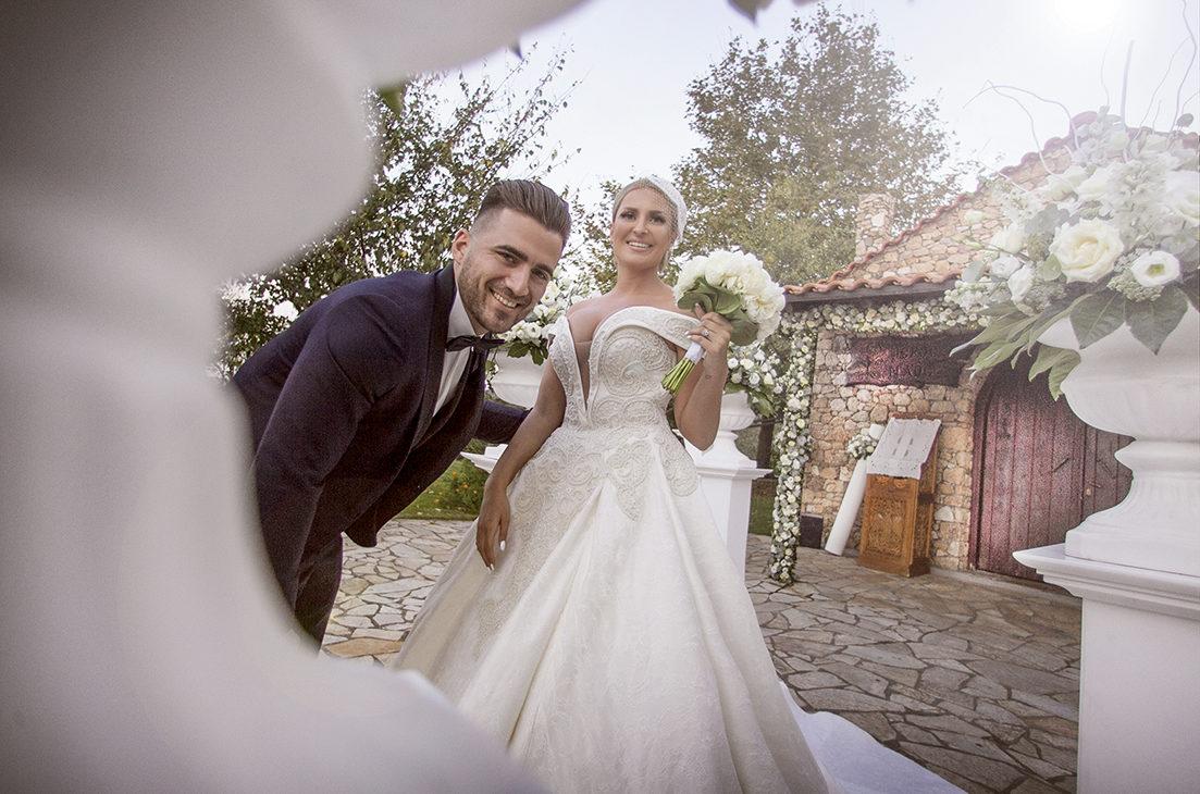 η νύφη και ο γαμπρός
