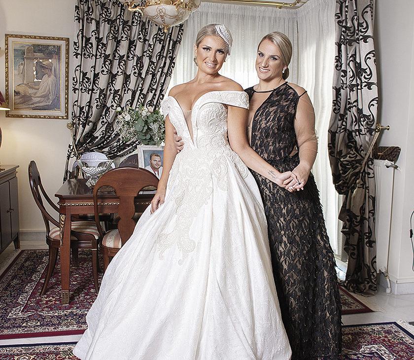Oh, so elegant! - κομψός και αρχοντικός γάμος