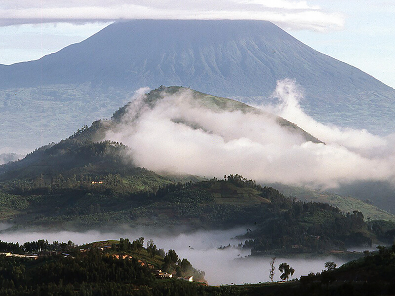 Γαμήλιο Ταξίδι Ρουάντα