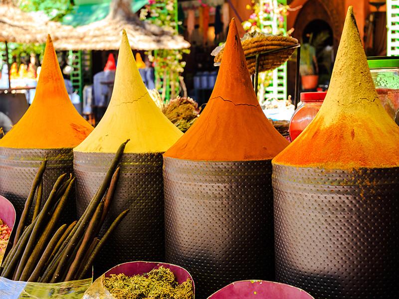 Γαμήλιο Ταξίδι στο Μαρόκο
