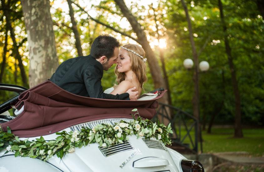 Ο γάμος της Φιλιως και του Μιχάλη