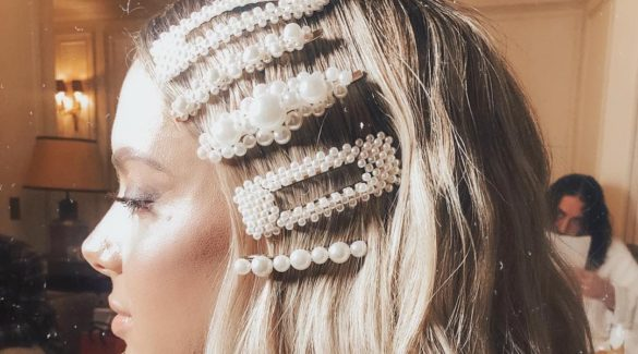 Bridal Barrettes: Το πιο hot αξεσουάρ για το χτένισμα της μεγάλης μέρας