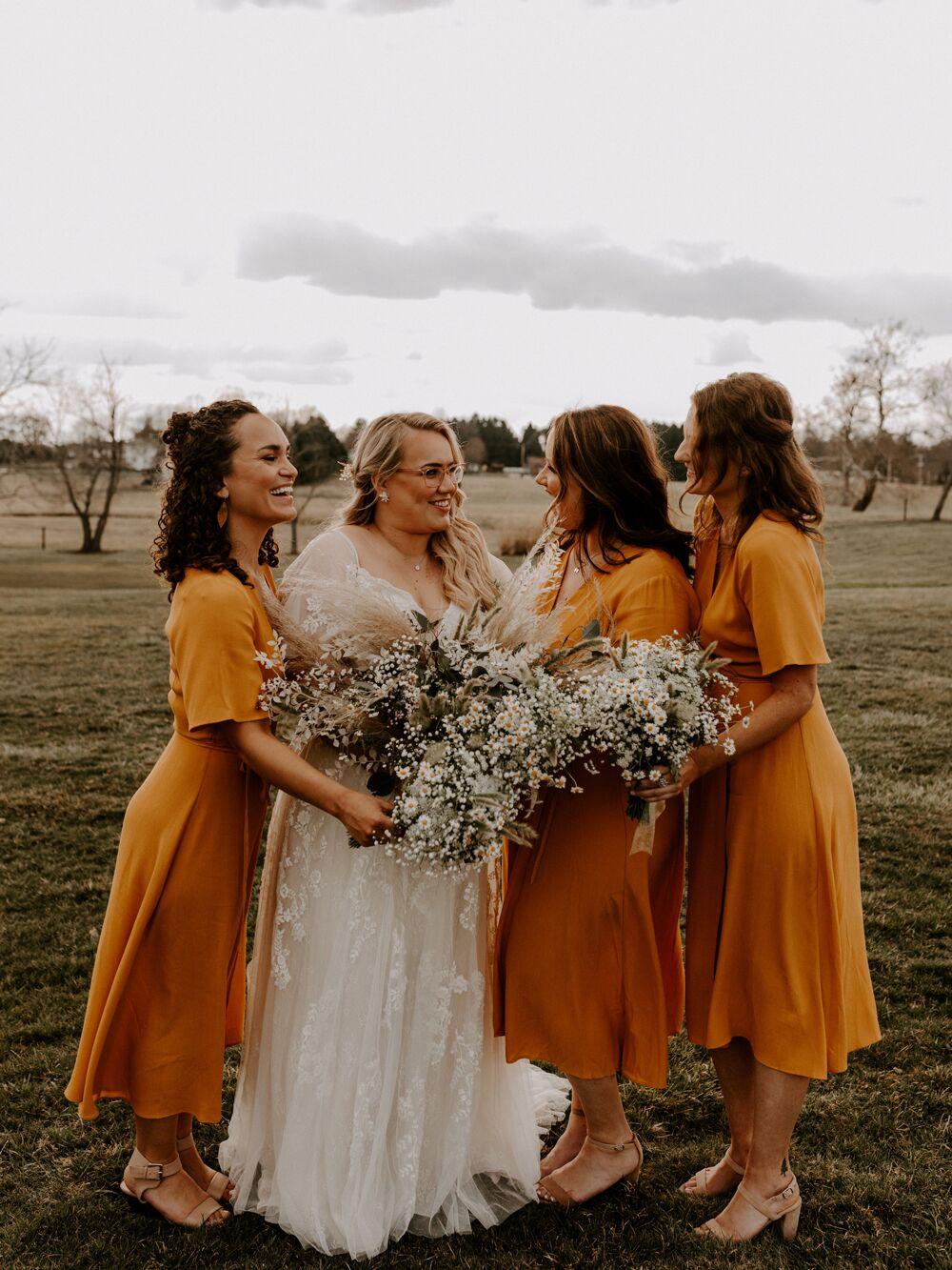 Βάλτε χρώμα, wedding trends