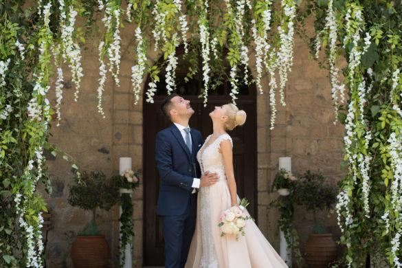 ένας γάμος στην φύση