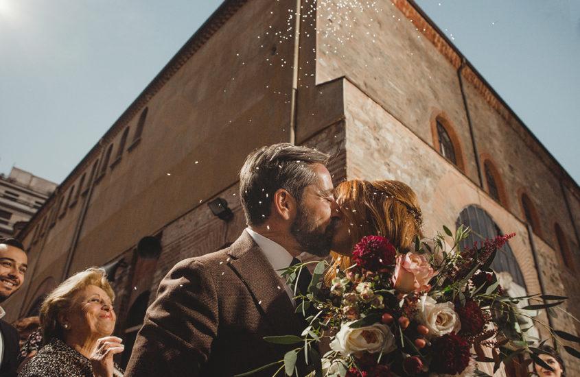 Ένας γάμος με μοντέρνα παράδοση