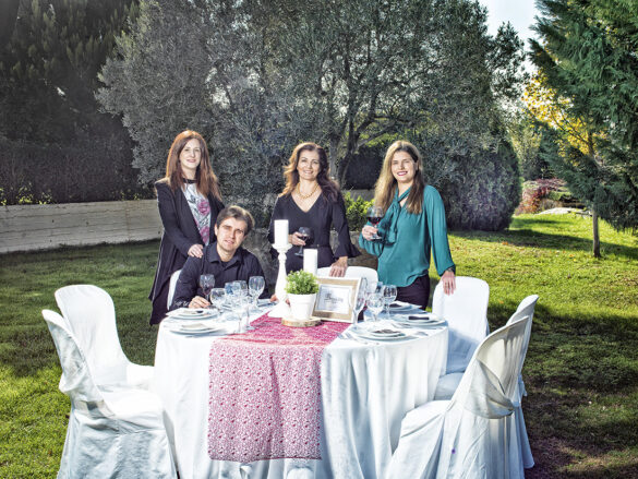 Diamantis Catering γαμήλιο τραπέζι